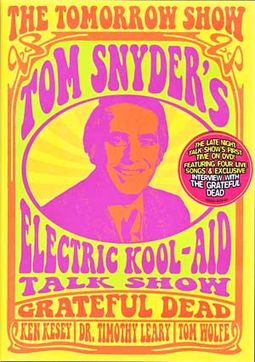 Tomorrow Show with Tom Snyder - Grateful Dead /