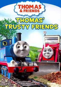 Thomas & Friends - Thomas' Trusty Friends
