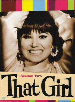 That Girl - Season 2 (4-DVD)