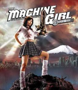 The Machine Girl (Blu-ray)