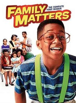 Family Matters - Complete 1st Season (3-DVD)