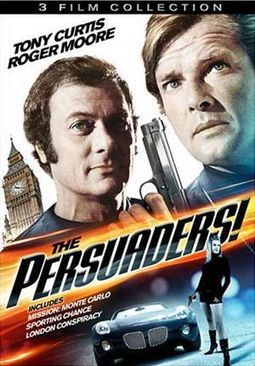 Persuaders! - Film Collection (Mission Monte
