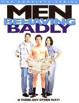 Men Behaving Badly (US) - Complete Series (4-DVD)