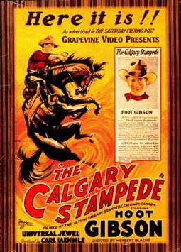 The Calgary Stampede (Silent)