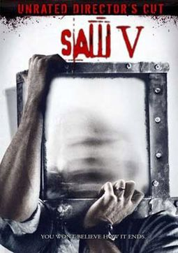 Saw V (Widescreen, Unrated Director's Cut)