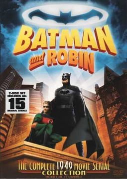 Batman and Robin - The Serial Collection (2-DVD)
