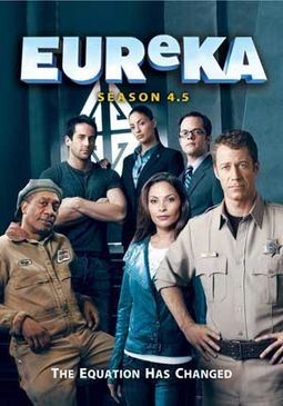 Eureka - Season 4.5 (3-DVD)
