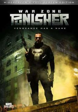 Punisher: War Zone (Widescreen & Full Frame)