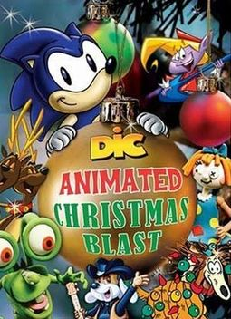 DIC's Animated Christmas Blast (2-DVD)