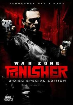 Punisher: War Zone (2-DVD Special Edition,