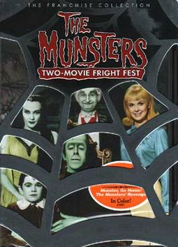Two-Movie Fright Fest: Munster Go Home! /