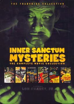 Inner Sanctum Mysteries - The Complete Movie