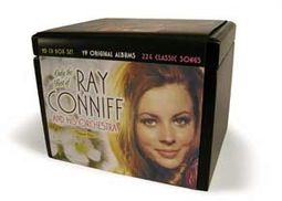 Only The Best of Ray Conniff (10-CD)