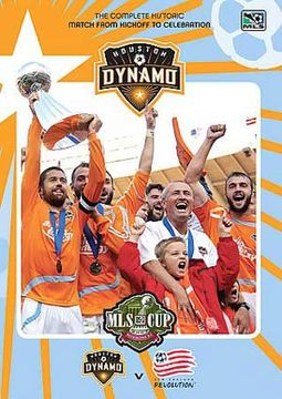 Soccer - 2007 MLS Cup Championship Game: Houston