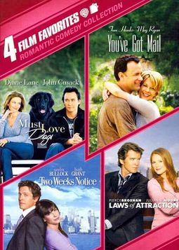 4 Film Favorites: Romantic Comedy Collection