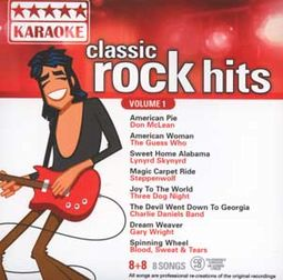 Classic Rock Hits, Volume 1