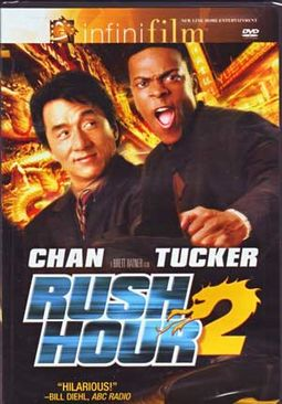 Rush Hour 2 (Widescreen) (Infinifilm Version)