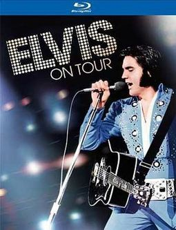 Elvis - On Tour (Blu-ray, DigiBook)