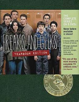 Freaks and Geeks - Complete Series (Yearbook