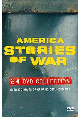 American Stories of War (24-DVD)
