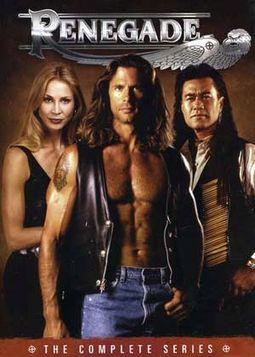 Renegade - Complete Series (20-DVD)