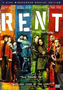 Rent (Widescreen) (Special Edition) (2-DVD)