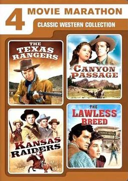 Classic Western Collection (The Texas Rangers /