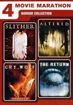 Horror Collection (Slither / Altered / Cry_Wolf /