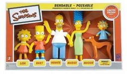 Family Boxed Set Figures