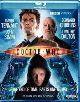 Doctor Who - #202: The End of Time (Blu-ray)