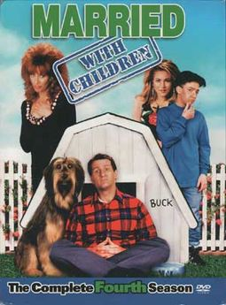 Married... With Children - Season 4 (3-DVD)