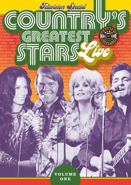 Country's Greatest Stars Live, Volume 1 (2-DVD)