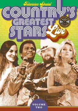 Country's Greatest Stars Live, Volume 2 (2-DVD)