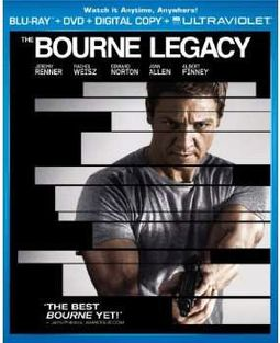 The Bourne Legacy (Blu-ray + DVD)