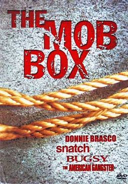 The Mob Box - Donnie Brasco / Snatch / Bugsy /