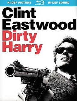 Dirty Harry (Blu-ray)