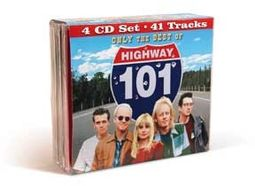 Only The Best of Highway 101 (4-CD)