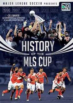 Soccer - History of the MLS Cup