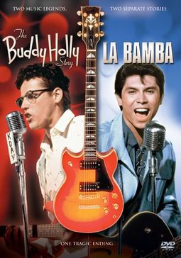 La Bamba / The Buddy Holly Story (2-DVD)