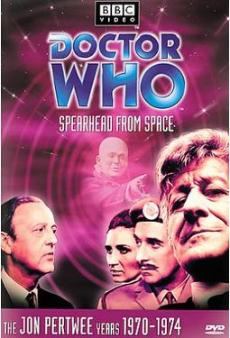 Doctor Who - #051: Spearhead From Space