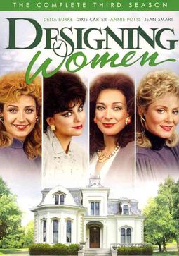 Designing Women - Season 3 (4-DVD)