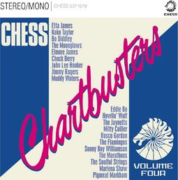Chess Chartbusters, Volume 4