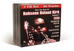 Only The Best of Rahsaan Roland Kirk, Volume 1