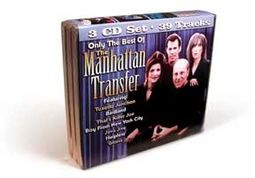 Only the Best of Manhattan Transfer (3-CD Bundle