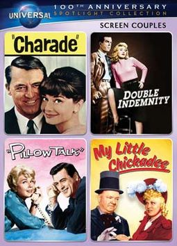 Screen Couples (Charade / Double Indemnity /