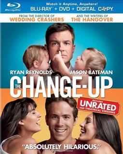 The Change-Up (Blu-ray + DVD)