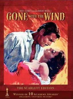 Gone with the Wind (The Scarlett Edition) (5-DVD)