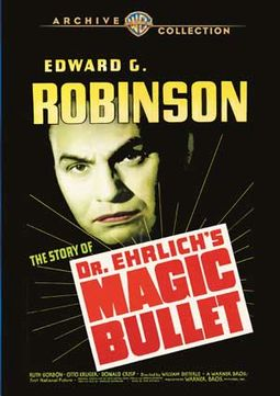 Dr. Ehrlich's Magic Bullet (Full Screen)