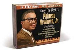 Only The Best of Phineas Newborn, Jr. (4-CD)
