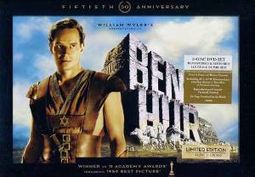 Ben-Hur (50th Anniversary Box Set) (5-DVD + Books)